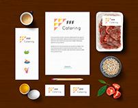 FFF Catering Brand Identity