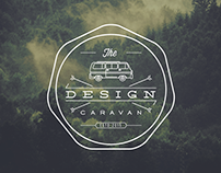 The Design Caravan - Identity
