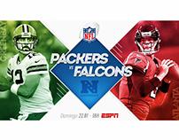 NFL Social Media Artwork Playoffs - Super Bowl 51