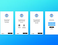 1Password iPhone App Concept