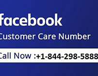 Facebook Customer Support Number +1-844-298-5888