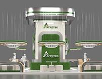 Exhibition stand Agrotek