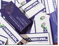 Diseño de identidad: Creecser