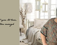 FB banner for a clothing company