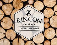 RINCON DE OPORTUNIDADES | Brand Identity | Madrid
