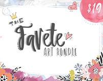 The Favete Art Bundle