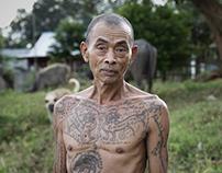 Far East - Myanmar People.