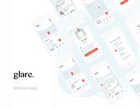 GLARE | Mobile App Design