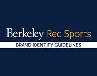 UC Berkeley | Rec Sports Brand Identity 2016