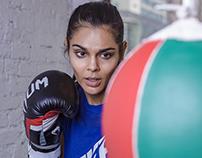 Monica Boxing