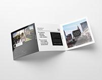 Minimalism Square Tri-Fold Brochure