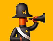 Hobby Games identity