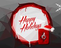 Slok Group Christmas Card