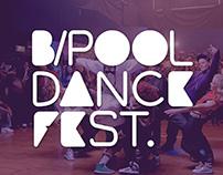 Blackpool Dance Festival - Rebrand