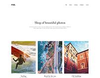 Shop of beautiful photos