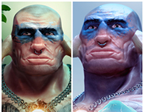 Zbrush - Character Design