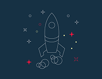 Space - Animated Icons