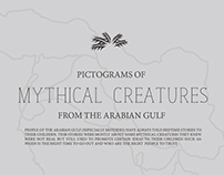 Mythical Creatures - Pictograms