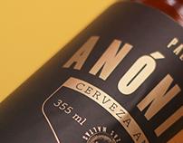 Branding Cerveza Anónima