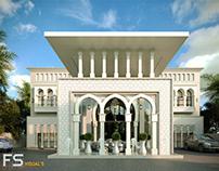 Visualization : Marriage Hall