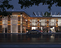 Baqtian Mall 2 design options