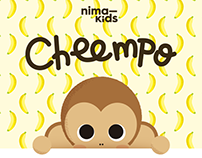 Cheempo Stickers