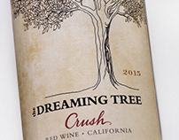 The Dreaming Tree - Label & Packaging Redesign