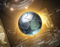 Football News / Programm Design