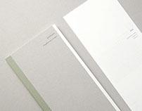 Typographic brochures