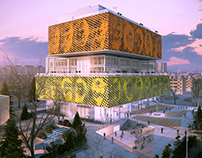 "Varna ""Pencho Slaveykov"" Regional Library"