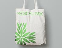 Логотип и дизайн для «MedicalPark».