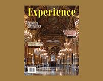 Experience | Editorial Design