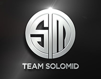 Team Solomid – Logo Animation Intro