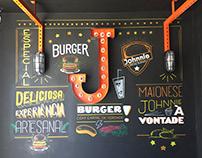 Johnnie Special Burger