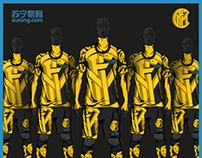 Inter Street Soccer 5 - Suning | concept