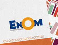 Business card - ENOM