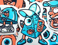 APO X TLP STICKER PACK