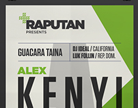 +Raputan Poster Series