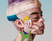 Psychosis/Practical Photoshop Magazine//UK