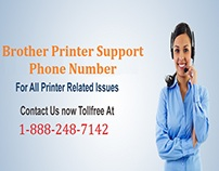 Brother Printer Support Phone Number 1-888-248-7142