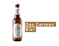 Das German Bier / Cervecería 23 Ríos
