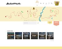 Webdesign studies [Eurasmus]