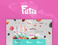 Fusia organic drinks