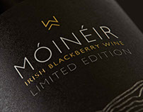 Wicklow Way Wines - Branding and Label Design