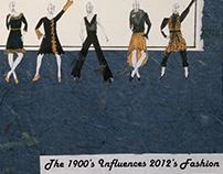 Fashion 1900's-2012