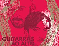GUITARRAS AO ALTO 3ª edição: 2017