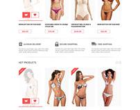 Femi Garments - Woman Store