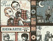 Rich & Artie Through the Years