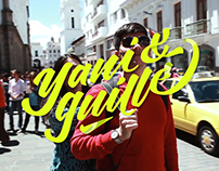 Yani & Guille - Lettering with love from Buenos Aires