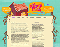 Visual identity for Kontufolk, 2015
